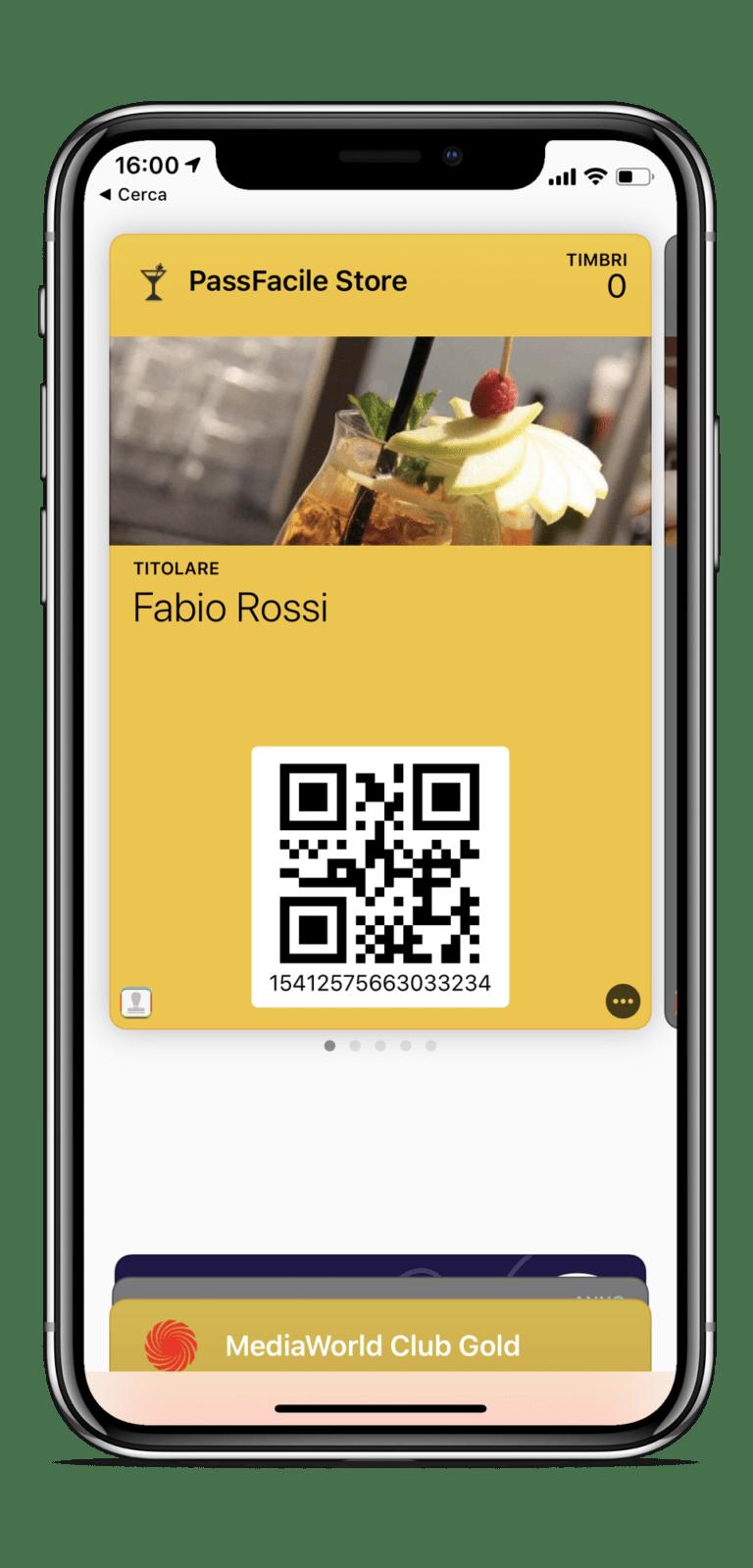 PassFacile - Apple Wallet