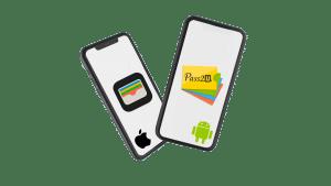 apple wallet pass2u